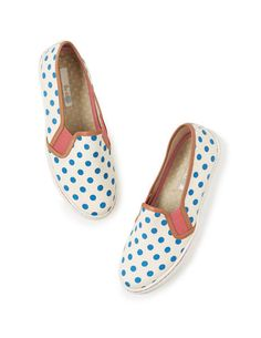 Slip On Trainer AR665 Flats at Boden