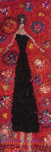 Laura Kenney Rugs Locker Hooking, Rug Hooking, Laura Kenny, Punch Club, Hand Hooked Rugs, Textiles, Rag Rugs, Penny Rugs, Wool Applique