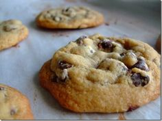 Thomas Keller chocolate chip cookies...I am determined to find the VERY BEST C.C.C. Recipe!
