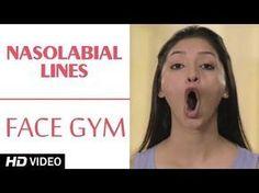 Face Gym - Tone Cheek Muscles HD | Asha Bachanni - YouTube
