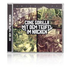 ConeGorilla - Mit dem Teufel im Nacken