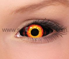Eerie Fairy Sclera Contact Lenses