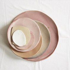 colored ceramics