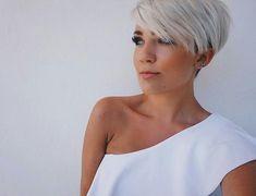 """2,165 Likes, 7 Comments - Kurze Haare (@kurzehaare) on Instagram: """"@mademoisellehenriette  #kurzehaare #kurzhaarfrisuren #kurze #haare #kurzhaarschnitt #haarschnitt…"""""""