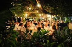 restaurant terrace night - Google Search