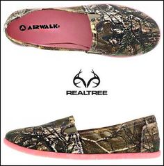Realtree camo shoes at Payless for $19.99