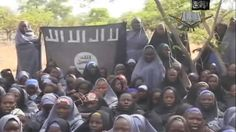 Where is the outrage of the Muslim Community in the U.S.?  Kidnapped Christian Schoolgirls Pray to Allah on Video as Boko Haram Proposes Exchange