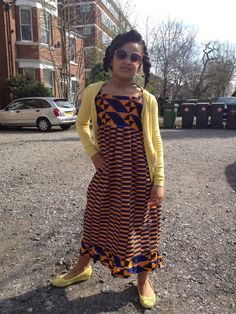T'zyah in Africa-swag