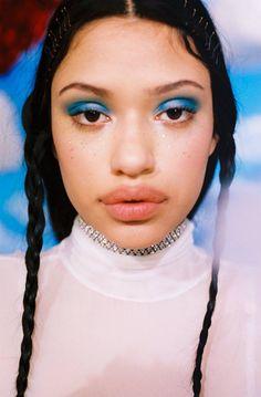 "fashionarmies: "" Vanessa Mendez for UNIF 'Cloud 9′ Lookbook """