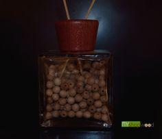 Tappo conico per profumatori d'ambiente con sfere profumate #profumatori #legno #todeschini #pallineprofumate #tappi #essenze #diffusoreambiente #profumi #sfere #profumocasa #diffusore #diffusoreambiente