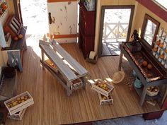 Trick for Making Realistic Wood Floors
