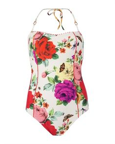 ac1e3ad8340f1 Ted Baker Swimsuit Floral Swimsuit