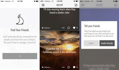 'Secret': This App Let's You Social Network Anonymously #ZAGGdaily #Secret