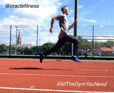 Interval Training. Needs no words. #AllTheGymYouNeed www.oraclefitnesslondon.co.uk