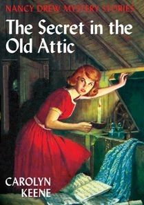 Nancy Drew books were my very fav growing up.  Nancy Drew rocks! :-)