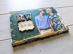 Photo-to-Wood Transfer Wedding Gift Photo Transfer To Wood, Wood Transfer, Diy Wedding Gifts, Diy Gifts, Wedding Ideas, Photo On Wood, Diy Photo, Gifts For Boys, Wood Crafts