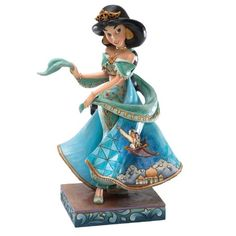 Enesco Disney Traditions by Jim Shore Princess Jasmine Figurine, 9-3/4-Inch