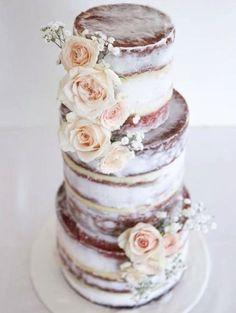 Wedding cake idea; Featured Cake: Sweet Bakes
