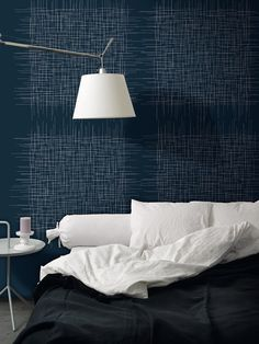 Twigs / non-woven wallpaper / lavmi