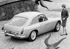 1965 MG MGB GT