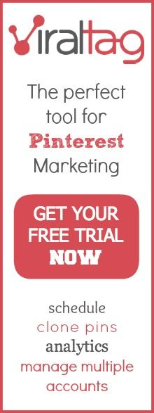 Viraltag - the perfect tool for Pinterest Marketing