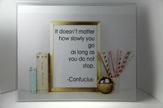 Just for Fun! Confucius Quotes, Kids Board, Printable Quotes, Just For Fun, Famous Quotes, Letter Board, Mindfulness, Printables, Posters