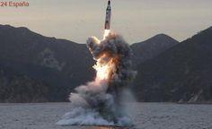 EEUU dice que Corea del Norte falló en el lanzamiento de otro misil