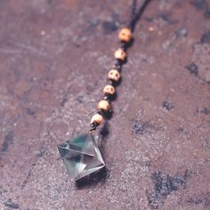 Rosary necklace with Fluorite#Repin By:Pinterest++ for iPad#