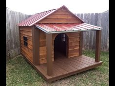 free double dog house plans dog house with porch plans free1 rh pinterest com