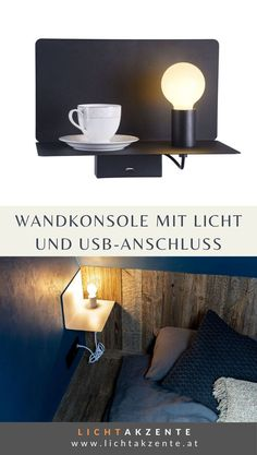 Elegante Wand Lampe Glas handgemacht Restaurant Cafe Leuchte 2-farbig Schalter