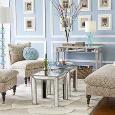 Hayworth Vanity - Silver - Pier1 US