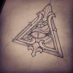 """101 Likes, 10 Comments - Artist Jinse (@nwotattoo_jinse) on Instagram: """"#Tattoo#tattoos#ink#inked#art#tattooart#tattooist#tattooer#tattoolife#breasttattoo#tattoostagram#newschool#newschooltattoo#newwaveoftattoo#Tattooflash#tattoodisign#drawing#allseeingeye#allseeingeyetattoo#Illuminati#freemason#타투#드로잉#타투도안#타투디자인#홍대타투"""""""