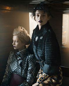 Anna Karenina Inspiration