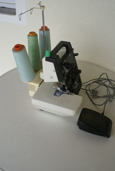 Nähmaschine Huskylock 431   eBay