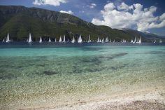 2014 Ionian Regatta Meganisi / Lefkada Channel