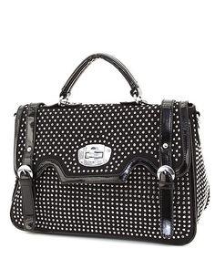Studded Rhinestone handbags on SALE Cute purses - BagMadness.