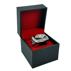 a043814bd2a Amazon.com   Fantasy Football Championship Ring Trophy - Size 10   Sports    Outdoors