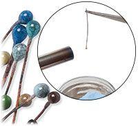 Torch fired enameling for jewelry - Attrezzature utili per lo smalto a torcia