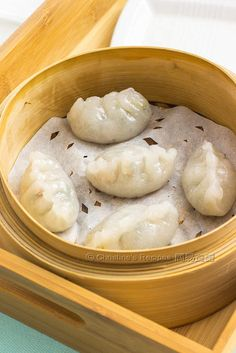 Popular Chinese dim-sum you can make at home, ready for anytime you crave for some. Best of all, it's healthier.