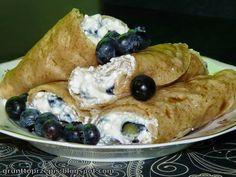 GRUNT TO PRZEPIS!: Dietetyczne naleśniki na kefirze