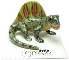 "Little Critterz LC508 - Dimetrodon named ""Sail"""