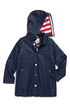 f78ce778 Hatley 'Splash' Terry Lined Waterproof Rain Jacket (Toddler, Little Kids  &