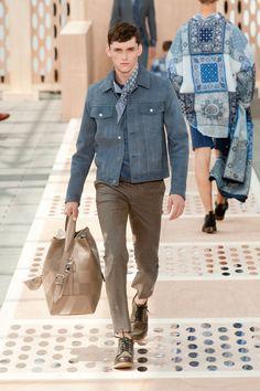 Louis Vuitton MEN | Paris | Verão 2014 RTW