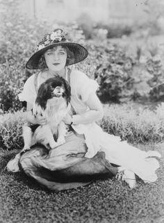 Mildred Davis~ August 12th, 1921...