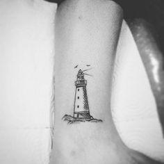 Картинки по запросу lighthouse tattoo