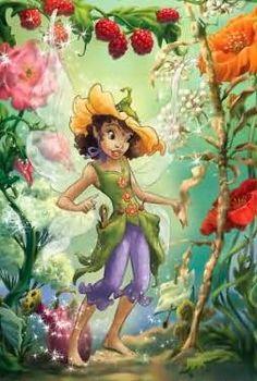 Disney Fairy Lily