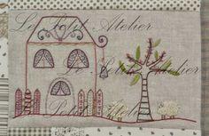 """Sempre fui apaixonada por bordado francês, ponto cruz, patchwork e tecidos e quero compartilhar com vocês essa minha paixão. Sou Muriel e, com minha filha Kelly, abrimos um espaço de lazer criativo, em Jurerê, na cidade de Florianópolis. Oferecemos cursos tradicionais de """"broderie française"""", entre outras técnicas. Este blog foi criado para vocês terem uma ideia do nosso trabalho. No """"Le Petit Atelier"""" você também vai encontrar aviamentos franceses e nacionais.  Venham nos visitar!"""