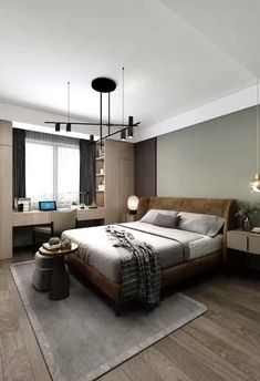 Smart Home Interior Design Ideas. In this video you will get some ideas that may help you to find the best Interior design for your apartment. Small Room Design Bedroom, Master Bedroom Interior, Modern Bedroom Design, Home Room Design, Interior Design Videos, Condo Interior Design, Interior Modern, Modern Luxury Bedroom, Luxurious Bedrooms