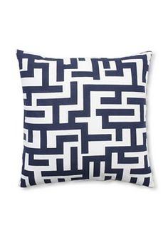 Amazon.com: Barclay Butera Seaside Geometric Throw Pillow: Home & Kitchen