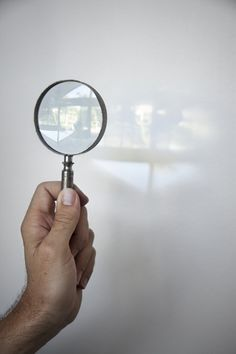 magnifying glass. That's quite cool.